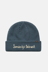 MILCK | Somebody's Beloved Dusty Blue Beanie