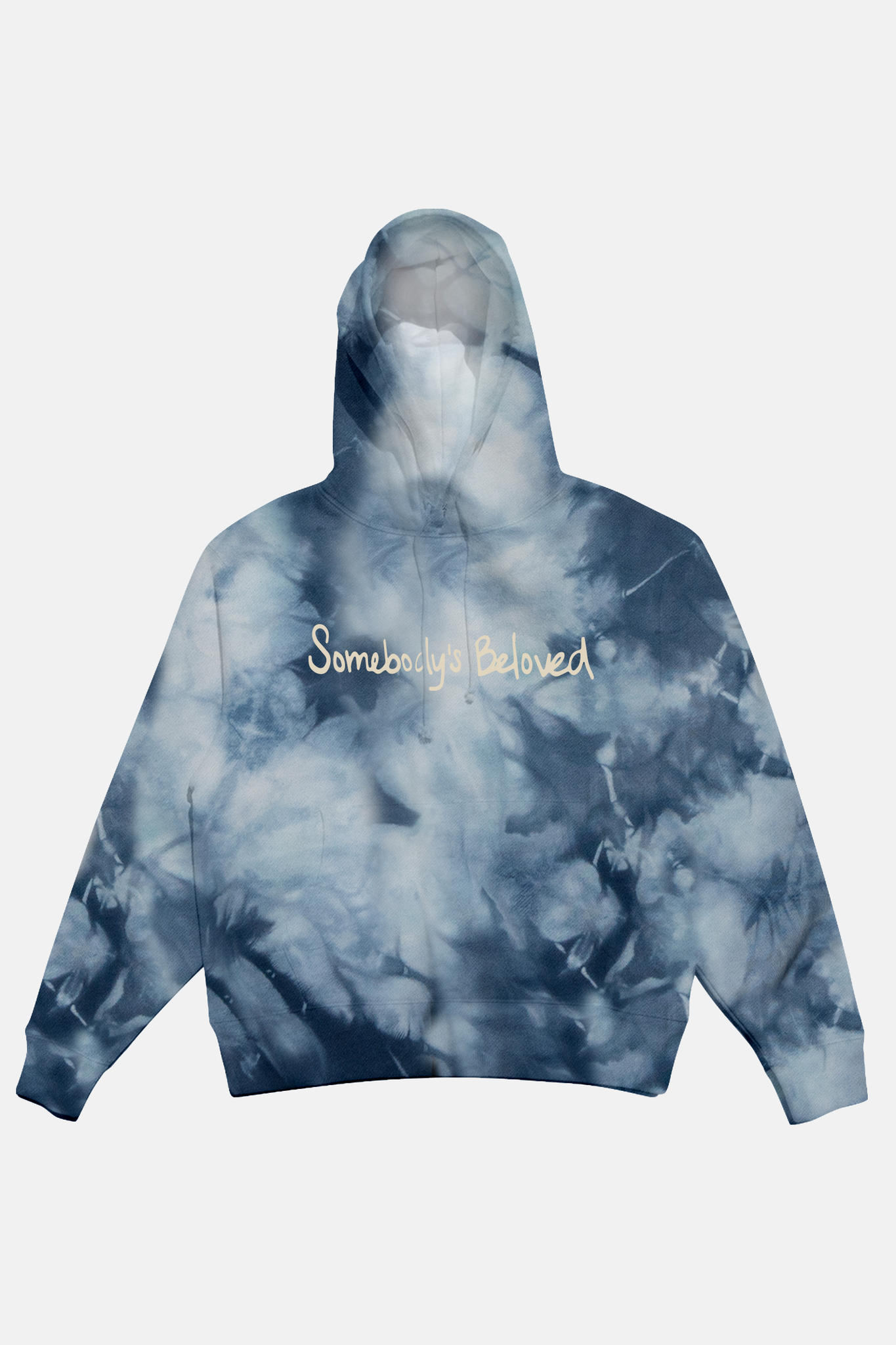 MILCK | Somebody's Beloved Tie Dye Hoodie