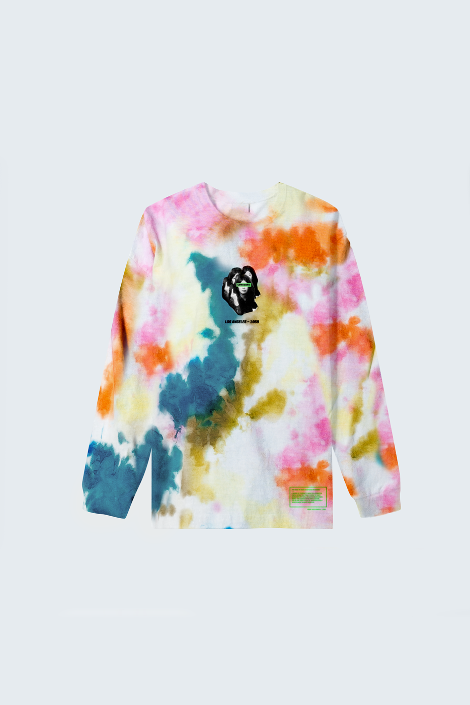 Gaia Tie Dye Long Sleeve