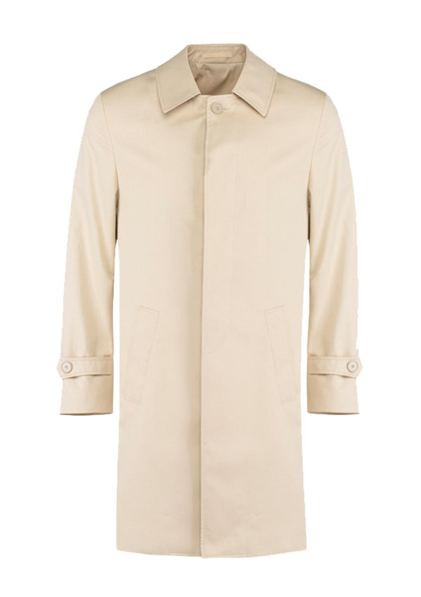 Beige Mac Raincoat