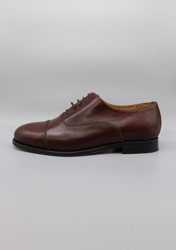 The Oxford - Brown Leather