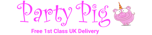 Party Pig - Free 1st Class UK Delivery