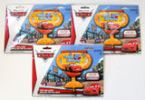 Pack of 3 Disney Pixar Cars Happy 5th Birthday Super Shape Foil Balloons