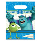 30 Monsters University Party Bags - 16.5 cm x 23 cm