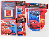Disney Cars Party Pack for 10 Children - Tableware & Decorations Set
