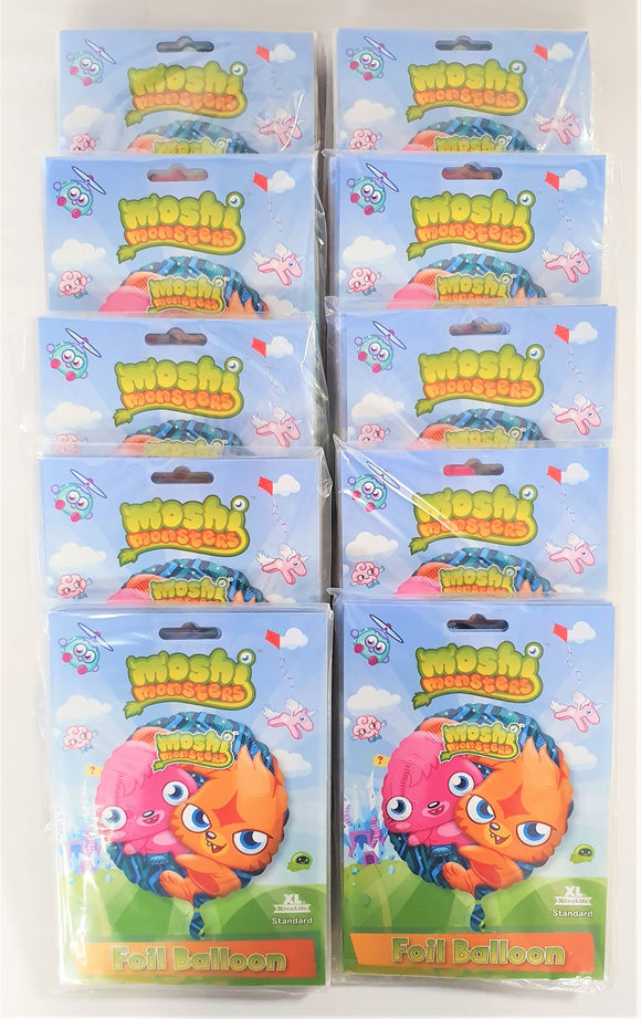 Pack of 50 Moshi Monsters 18