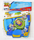 Disney Pixar Toy Story 3 Happy Birthday Letter Banner - Hanging Party Decoration