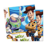 20 Toy Story 3 Paper Napkins 2 ply - 33 cm x 33 cm.