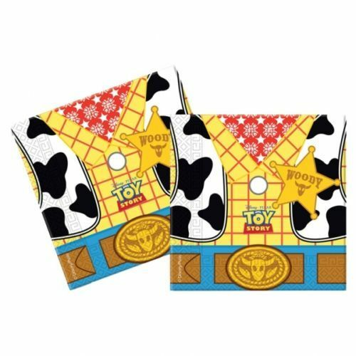 Disney Pixar Toy Story Luncheon Napkins pack of 20 - Party Tableware
