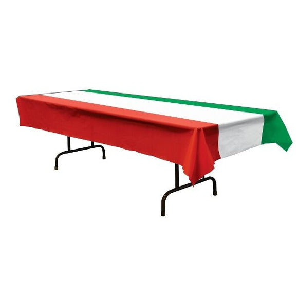Mexican Table cover - 137 x 274 cm - International Fiesta Party Decorations