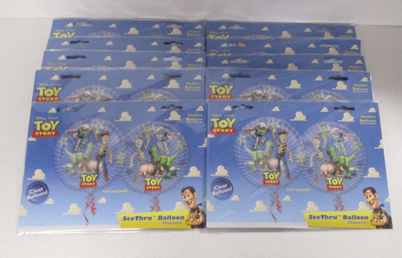 Pack of 10 Disney Pixar Toy story 26