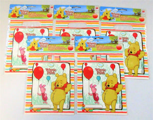 Pack of 30 Disney Winnie The Pooh and Piglet Party favour bags - loot Bag
