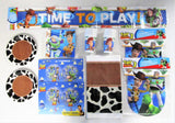 Disney Toy Story 3 Party Tableware and Decorations Pack for 16 People