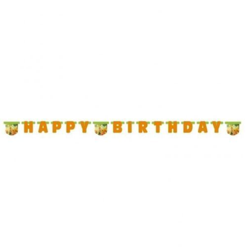 Tinkerbell Happy Birthday Letter Banner Party Decoration Disney Princess Fairies