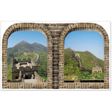 5ft Great Wall of China Insta-view Decoration - Chinese New Year Decorations
