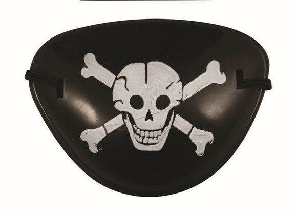20 Pirate Eye patches - Party fancy dress - Party Bag Fillers