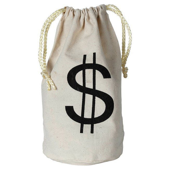 Money Bag - Wild West Cowboy Party Bags - Gift & Tote Bag - Party Decorations