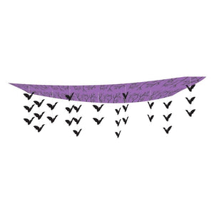 Flock Of Bats Ceiling Decoration - 12ft - Halloween Party Decorations
