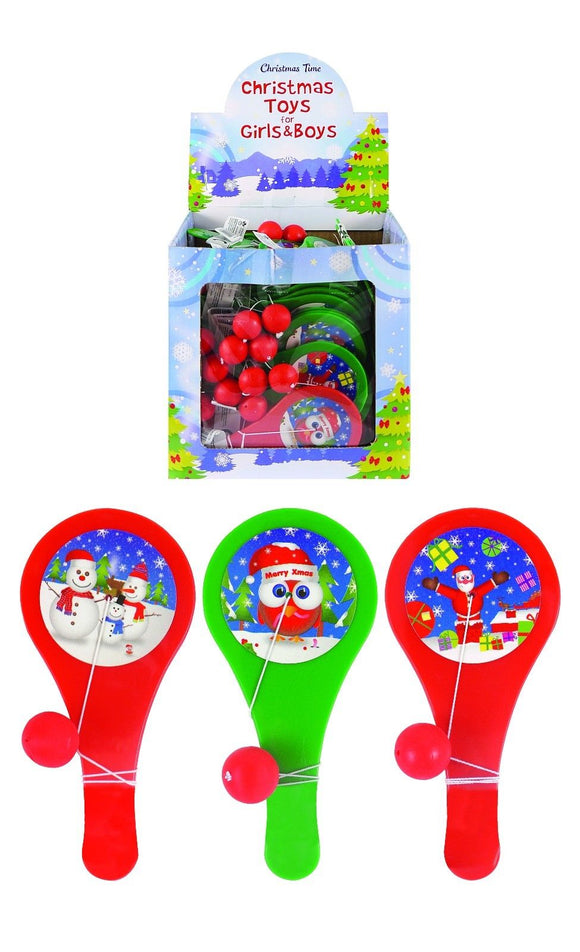 Pack of 96 Bat and Ball Christmas stocking fillers - Party Bag filler