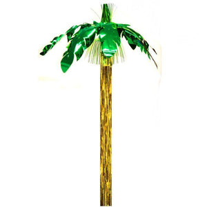Palm Tree Hanging Decoration - 243 cm - Ceiling Decorations - Luau party
