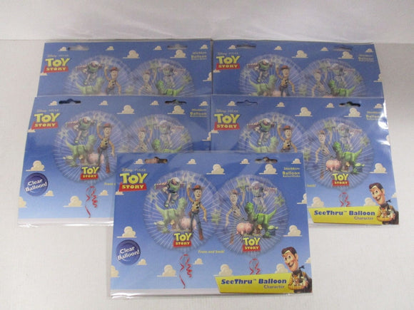 Pack of 5 Disney Pixar Toy story 26