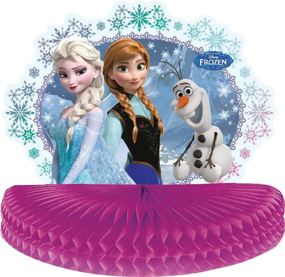 Disney Frozen Table Centerpiece - Party Tableware Decorations