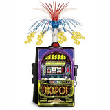 Las Vegas Slot Machine Centerpiece - Casino Party Tableware Decorations Jackpot