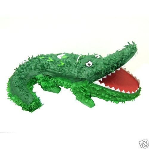 Crocodile Pinata - Fun Children's Party Game - Animal Party