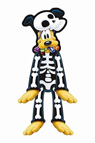 Disney Mickey Mouse Hanging Party Decoration - Pluto Halloween Decorations