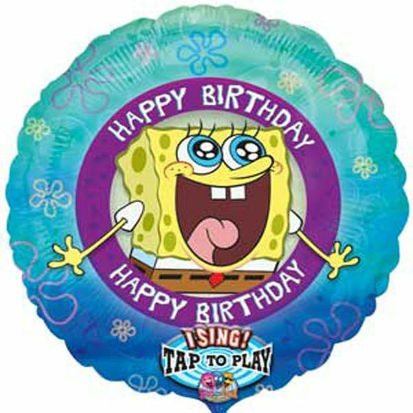 SpongeBob SquarePants Happy Birthday Singing 28