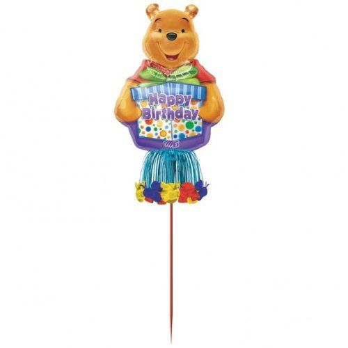 Disney Winnie the Pooh Personalize Yard Sign Decoration - kids party balloons