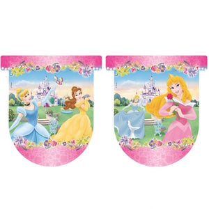 Disney Princess Journey Penannt Banner - 3 m - Disney Party Decorations