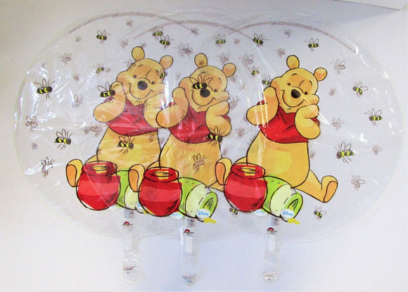 Pack of 3 Disney Winnie the Pooh Clear 26