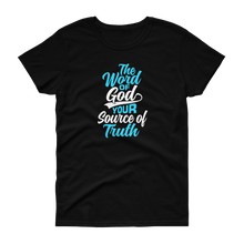 Load image into Gallery viewer, Word of God Ladies Short Sleeve T-shirt