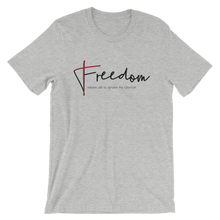 Load image into Gallery viewer, Freedom Men Short-Sleeve T-Shirt