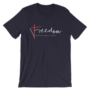 Freedom Men Short-Sleeve T-Shirt