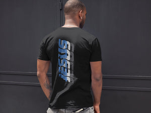 Jesus Men Back Short-Sleeve T-Shirt