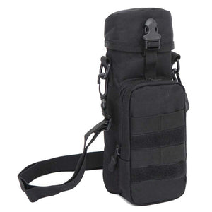 Tactical Military Water Bottle Bag - Outdoor Panther