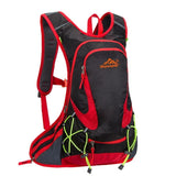 Durable Waterproof Package Lightweight Travel Trekker Backpack Sports Bag Spring travel essential - Outdoor Panther