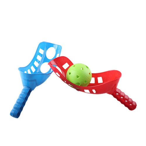 Scoop Toss & Catch Set Outdoor Sports Beach Game for Kids - Outdoor Panther