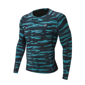 Men's Workout Fitness Sports Gym Running  Athletic Shirt - Outdoor Panther