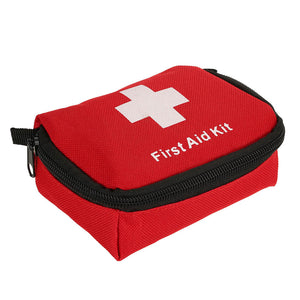35PCS Portable First Aid Medical Kit - Outdoor Panther