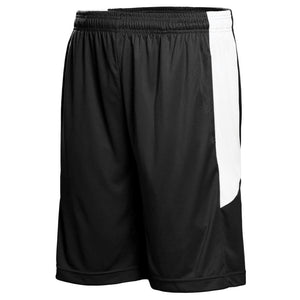 Boy's Performance Short with Pockets - Outdoor Panther