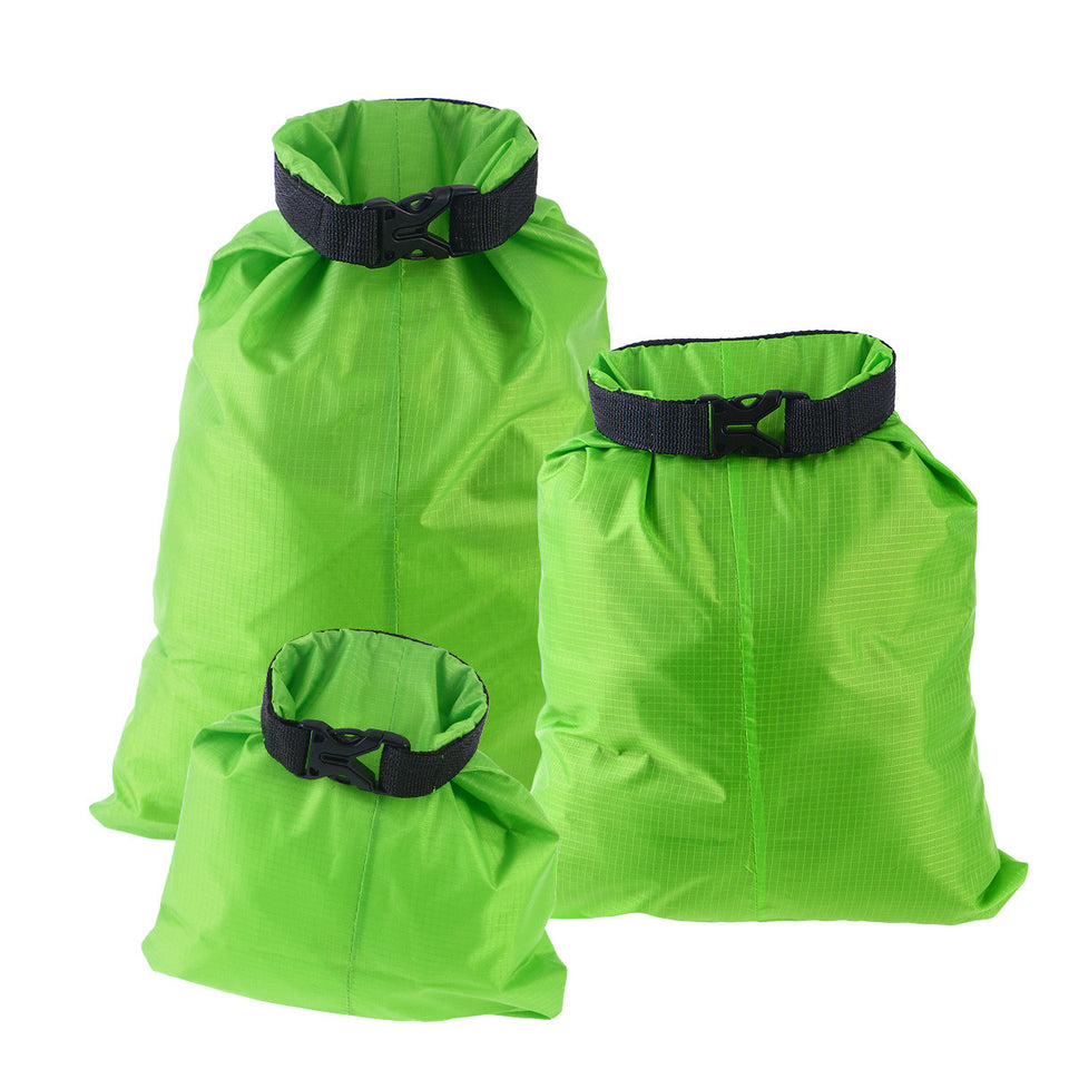 3pcs 1.5L+2.5L+3.5L Waterproof Dry Bag Storage - Outdoor Panther