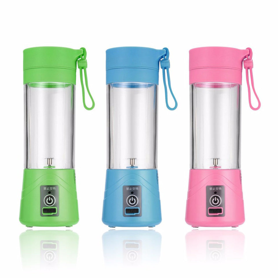 380ml USB Rechargeable Juicer - Outdoor Panther