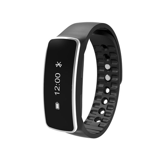 Fitness Tracker Waterproof Silicon Fitness Watch Heart Rate Monitor - Outdoor Panther