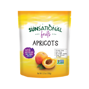 Sunsational Fruits Apricots Pouches