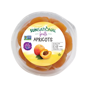 Sunsational Fruits Apricots Rounds