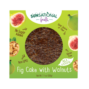 Sunsational Fruits Fig Cake