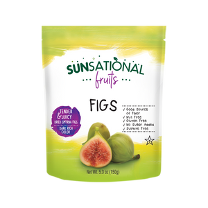 Sunsational Fruits Figs Pouches